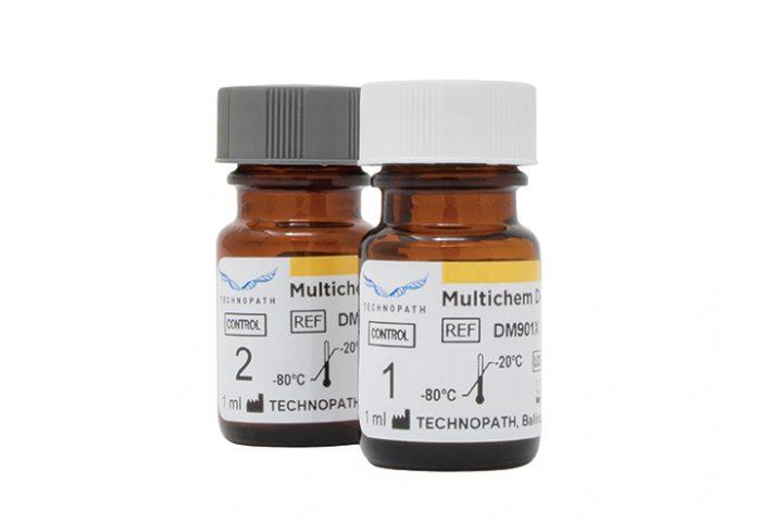 Fibrin degradation QC