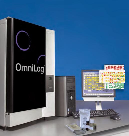Biolog OmniLog® PM-M System