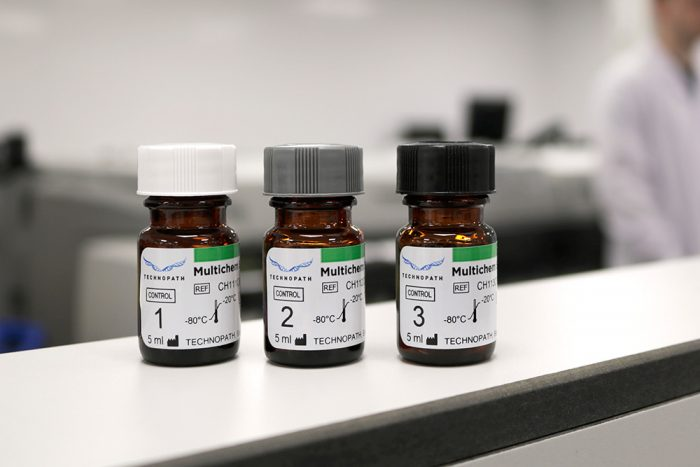 Multichem S - Chemistry QC