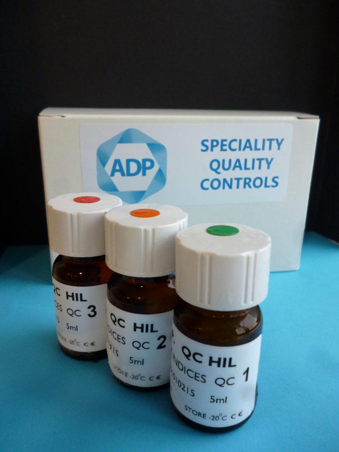 Serum Indices Quality Controls