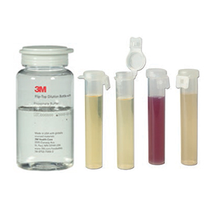 3M™ Flip-Top bottles 3M™ Mini Flip-Top vials