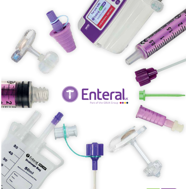 Enteral Feeding Products from Enteral UK