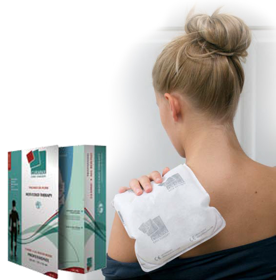 Curapax Single-Use Heating and Cooling Pad